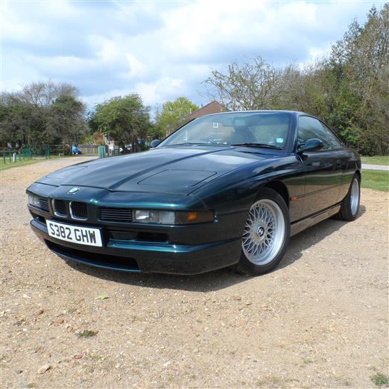 Classic BMW 8 SERIES 840CI SPORT 1998 For Sale