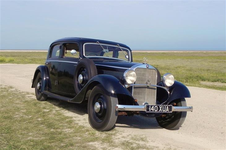 Amazon Car Scams >> Classic MERCEDES 200 1935 for sale - Classic & Sports Car (Ref West Sussex)
